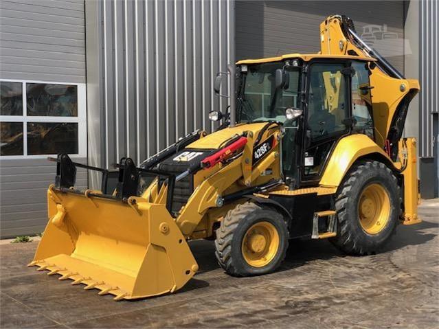 CAT 428F2
