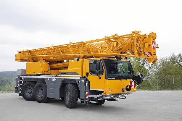 Liebherr LTM1060-3.1