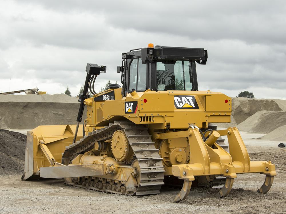 CAT D6R2 XL